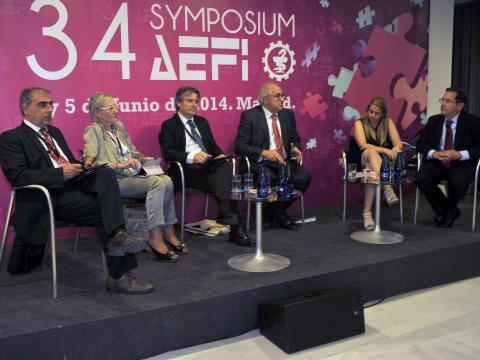34 Symposium AEFI